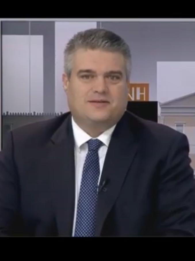 """Μίλτος Χρυσομάλλης στην εκπομπή """"Πρωινή Επισκόπηση"""" στο Κανάλι της Βουλής (04-12-19)"""