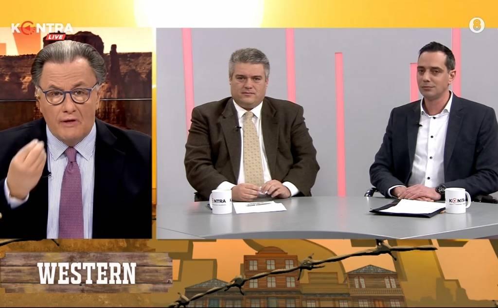 Μίλτος Χρυσομάλλης στην εκπομπή WESTERN με τoν Πάνο Παναγιωτόπουλο 20/02/2020