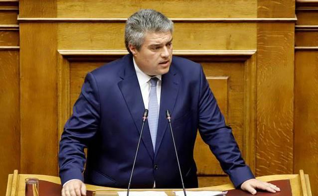 Δ.Τ. 26/10/2020 Μίλτου Χρυσομάλλη - Ολομέλεια της Βουλής  - Πρόταση μομφής του ΣΥΡΙΖΑ κατά του Υπουργού Οικονομικών